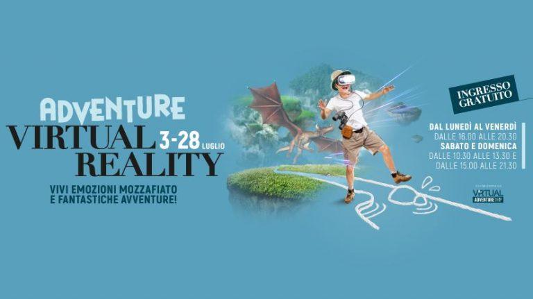 Adventure virtual reality