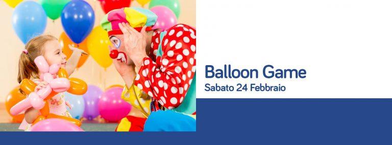 Ballon Game