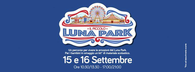 Il piccolo Luna Park