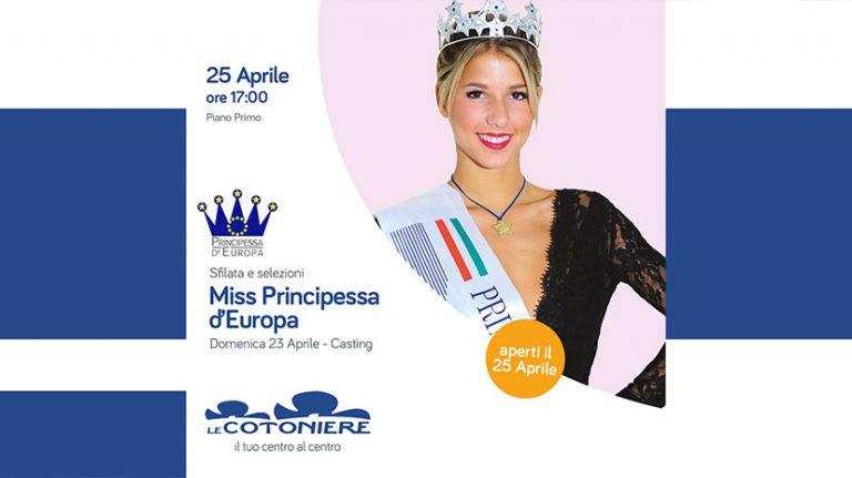 Miss Principessa d'Europa