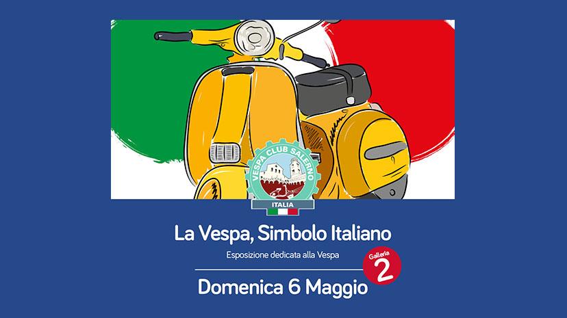 Esposizione: la Vespa, simbolo italiano
