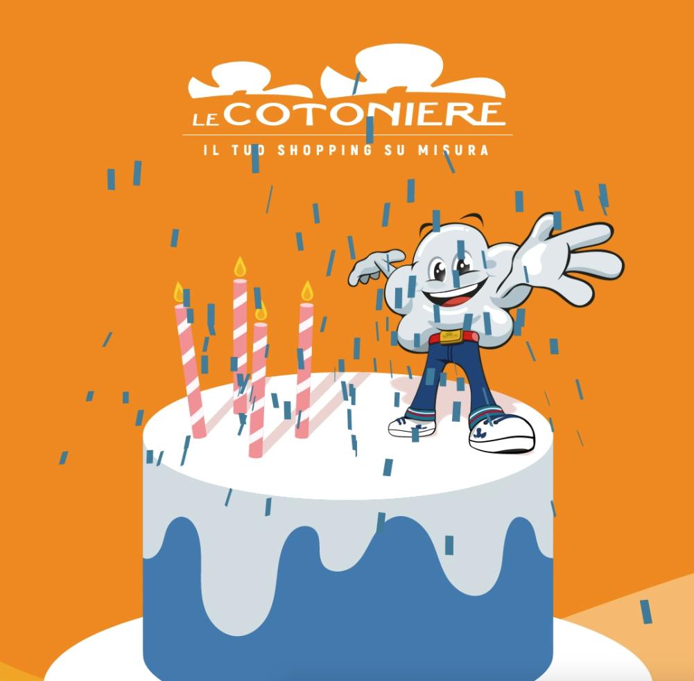 Le Cotoniere compie 4 anni