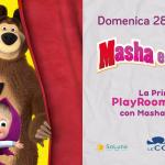 Playroom virtuale con Masha e Orso
